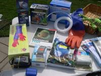 A large lot of aquarium supplies. A great deal for