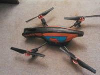 I have my AR Drone 2.0 up for sale. Like anything I buy