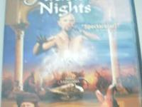 This is the Arabian nights DVD Featuring Alan bates and