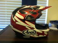 Used Arai helmet for very cheap. Best made helmets on