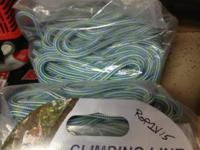 Arborist and tree climbing supplies , ropes ,