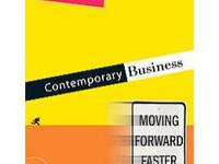 Contemporary Bussiness by Boone and Kurtz The condition