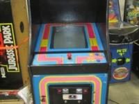 Don't miss out on out on this auction! Lots of arcade