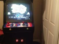 Video arcade console in excellent condition it's 300 in