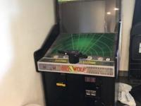 We have a few arcade games we'd like to sell. All in