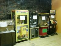 GENUINE Asbury Park Boardwalk Arcade Games. Can be seen