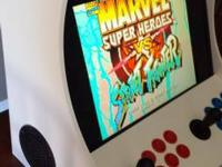 New Bartop Arcade and Cocktail Arcade machines for