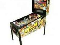 Orlando Pinball, Arcade and Game Room Equipment