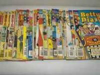 25 comics total Includes: 7 Various Archie Titles