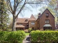Set in a quiet, park location within Forest Hills