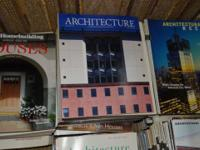 Back issues of the following: Architecture February
