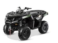 Full line of Arctic Cat ATV's in stock and prepared for