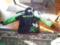 I have an Arctic Cat Iron Dog jacket and an Arctic Cat