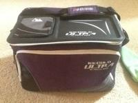 Ice Cold Ultra 50 Can Cooler Arctic Zone     Purple w/
