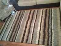I have a area rug 8' by 5' bought it a month ago for
