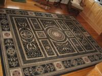"Rugs are in great shape, size 8' X 10' and 32"" X 8'"