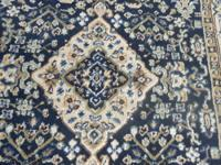 AREA RUG ORIENTAL STYLE, 4x6,