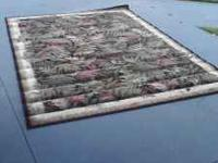 i have two (2) different area rugs for sale, nice