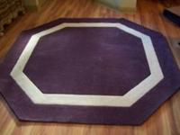 Custom made, bonded and made of high quality carpet.