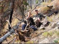Six days of intense archery hunting, listen to them