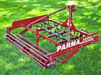 Parma Arena Groomer in excellent condition. 5' wide.