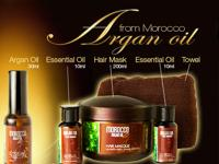 Argan Oil will give users strong and shiny new hair.