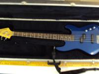 Aria STB-PJ Base Guitar. specs. Body: Basswood. Neck: