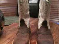 I have a pair of womens ariat fatbaby boots size 10B