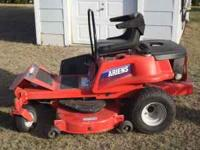 This is a gently used, very well taken care of Ariens