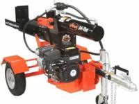 Ariens 34-Ton Horizontal Vertical Gas Log Splitter.
