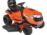 The Ariens 46 in. 20 HP Briggs and Stratton Hydrostatic