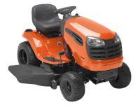 This Ariens riding tractor has premium features found