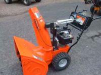 Ariens 926LE Snowblower 9hp Tecumseh Engine with Recoil