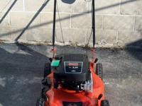 You are looking at (1) Ariens Blade Runner P 21 Push
