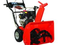 One of the best selling Snow Blowers with Home Depot,