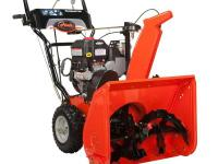 This versatile Ariens Compact 2-Stage 24 in. Gas Snow