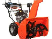 The Ariens Deluxe 2-Stage 30 in. Gas Snow Blower offers
