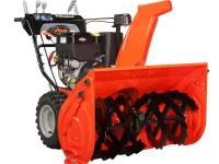 More powerful than the worst winter storm. The Ariens