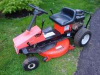 This is a realy clean Ariens 30' cut 6 speed 10 hp
