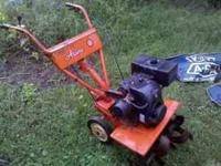 I have an old ariens rotor tiller for sale it need a