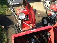 Ariens Sno-Thro 522 Snow Blower Runs Great 175.00 An
