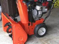Ariens 920 Series snowblower, 24 inch cut. Brand new,