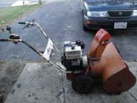 i have one ariens snowblower 7HP , runs good and