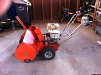 Ariens Snowblower ( Heavy Duty ) 6hp Tecumseh Engine