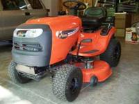 "Ariens Tractor 2010' 42' cut Automatic ""Like New"" used"
