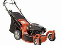 this ariens mower is a 22in zero turn mower with a