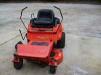 Ariens o turn 15 hp 40 cut $850 obo call for more info