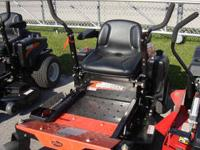 You are looking at (1) New Ariens Zoom 42 Zero Turn