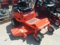 "ARIENS ZERO TURN RIDER, 16HP V-TWIN BRIGGS, 48"" DECK,"