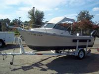 1985 Arima Sea Chaser    17 Ft Mercury 75 Hp, Mercury
